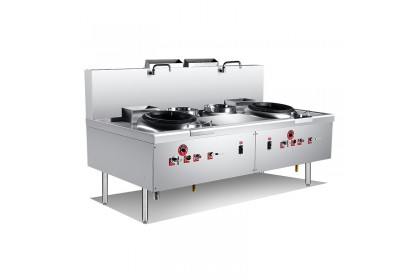 NEWWAY Traditional Cooking Wok Range - CW