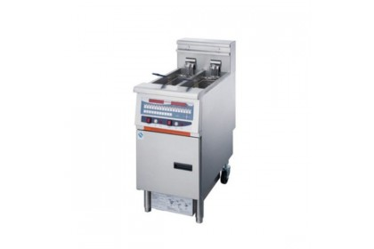 MODELUX Electric Deep Fryer with Filtration System - NTP