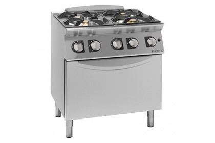 GIORIK Gas Burner with Oven - CG760F