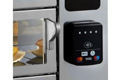 BRAIMEX Snack-o-Matic Automat Hot Food Vending Machine - BASIC365