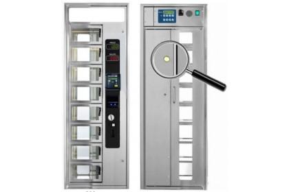 BRAIMEX Snack-o-Matic Automat Hot Food Vending Machine - MAXI Wide 390