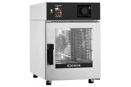 GIORIK Slimline Electric Combi Oven with Wash System 6 x 1/1GN - KM061W