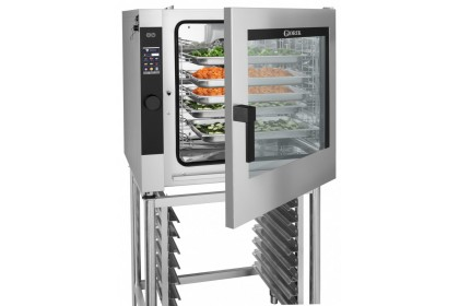 GIORIK EasyAir Series Electric Combi Oven with Wash System 7 x 1/1GN - ETE7W