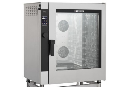 GIORIK EasyAir Series Electric Combi Oven with Wash System 10 x 1/1GN - ETE10W