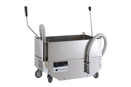 FRUCOSOL OIL FILTER MACHINE - SF5000